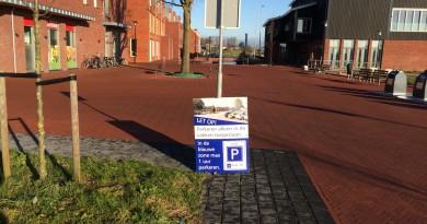 Parkeren woonleefhart Nieuwpoort
