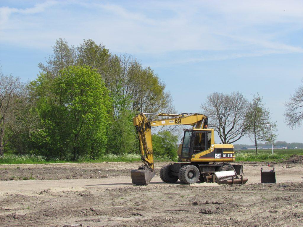 CPO Langerak bouwrijp