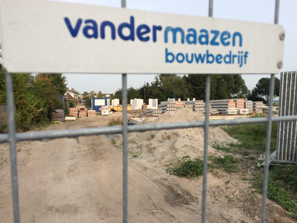 Bouwbedrijf van der Maazen