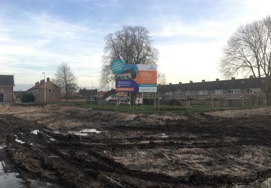 Bouw gestart De Bongerd Streefkerk